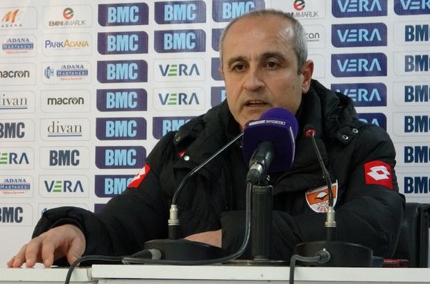 Adanaspor'un Hata Yapma Lüksü Kalmadı