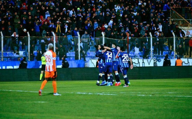 Adanaspor derbiyi kaybetti