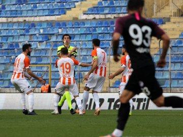 Adanaspor iddiasını sürdürüyor