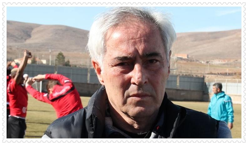 Adanaspor teknik direktörü