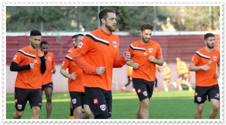 Adanaspor takımı