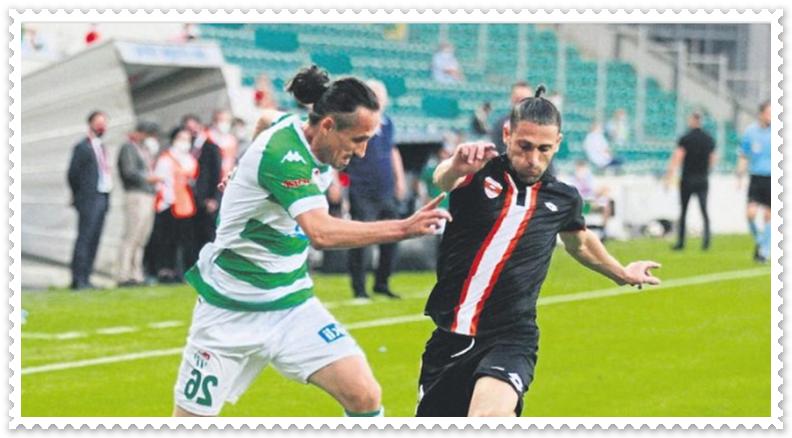 Adanaspor Bursaspor maçı
