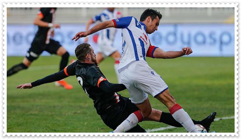 Adanaspor Altınordu maçı