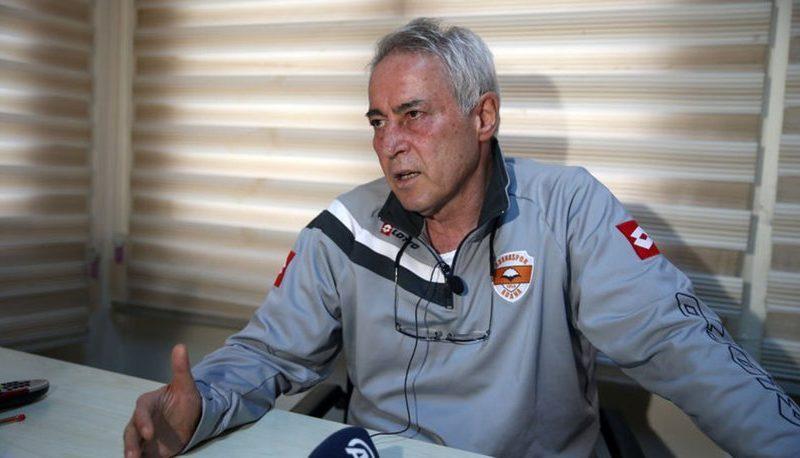 Adanaspor Giresunspor maçı