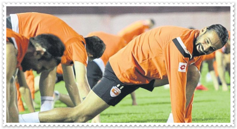 Adanaspor teknik direktörü Coşkun Demirbakan