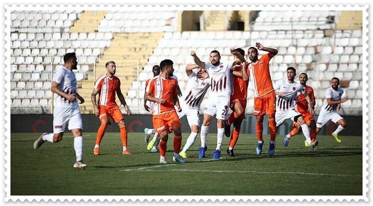 Adanaspor Hatayspor Maçı 1-2
