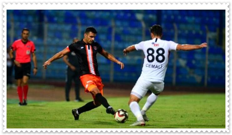 Adanaspor 1. Lige Veda Etti