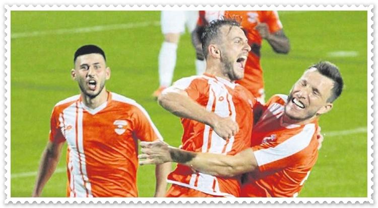 Adanaspor 1. Ligde Kalma Sevinci Yaşıyor
